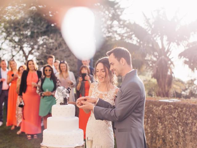 Bolos de casamento brancos: 30 propostas deliciosas