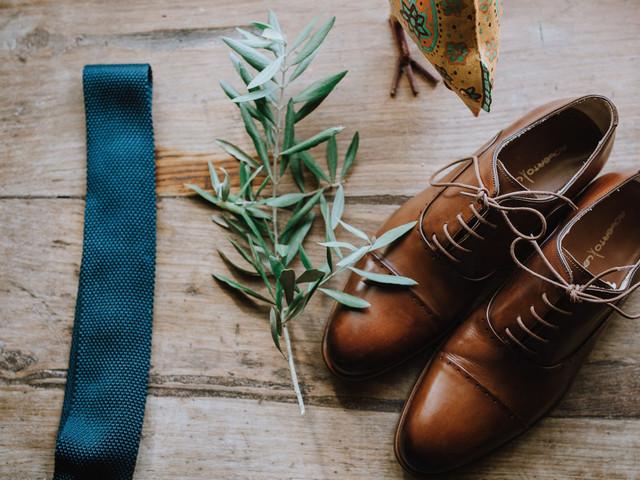 Erros que devem evitar ao comprar os sapatos de noivo