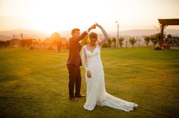"""Ideias para """"sobreviver"""" à primeira dança de casados"""