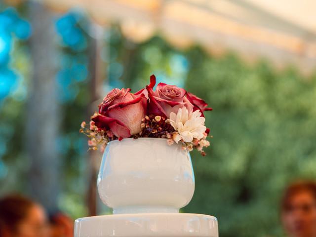 5 ideias de arranjos florais para um casamento tradicional