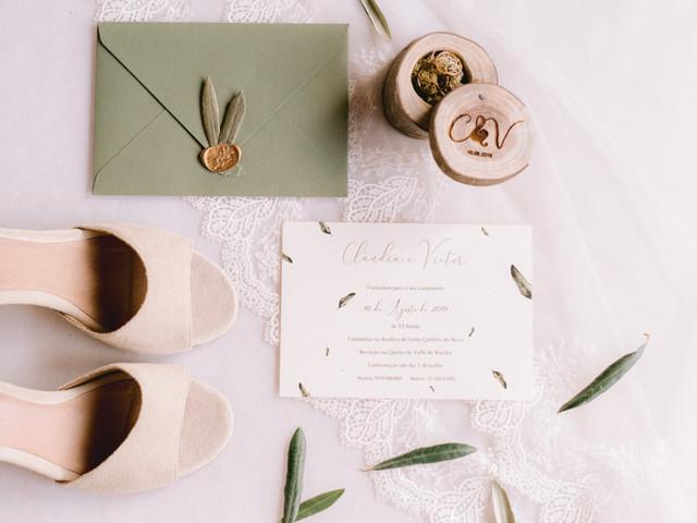 O que não pode faltar nos teus convites de casamento