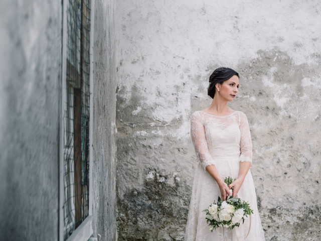 Vestidos de noiva vintage: a perdição das mais nostálgicas