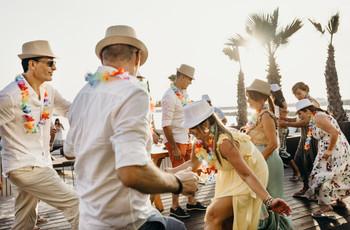 6 Alternativas ao baile para animar o teu casamento