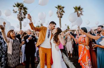 Como deve ser a comemoração do casamento civil?
