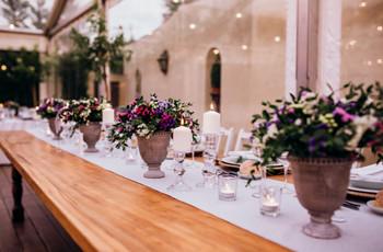 8 Dicas de decoração para a mesa de sobremesas