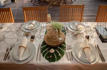 Como evitar o desperdício alimentar no casamento?