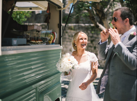10 prendas de casamento para casais foodie