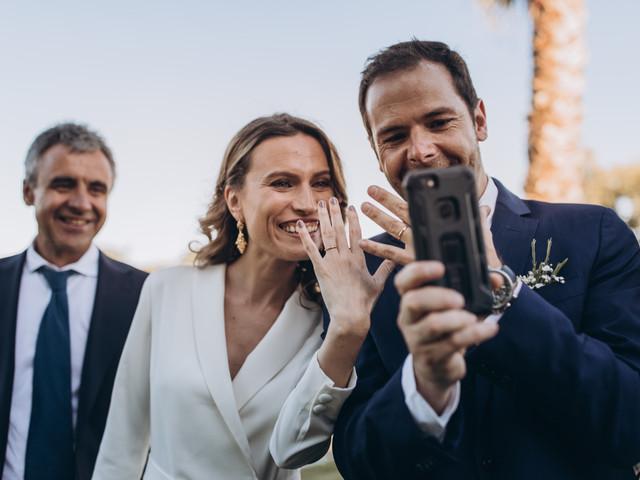 Como encomendar as alianças de casamento?