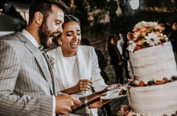 Os melhores sabores para o teu bolo de casamento
