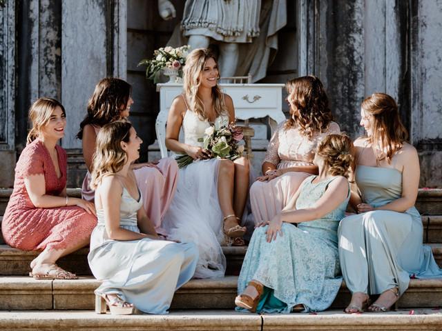 Amigas da noiva: os comportamentos mais comuns!