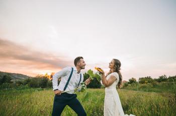 Cronograma de um noivado
