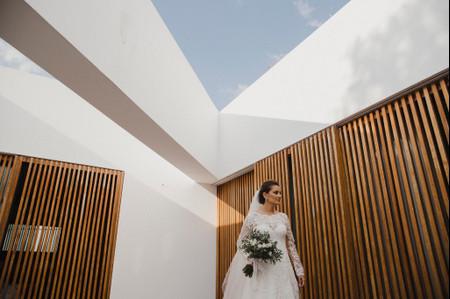 O que (quase) todas as noivas pensam no caminho para a cerimónia