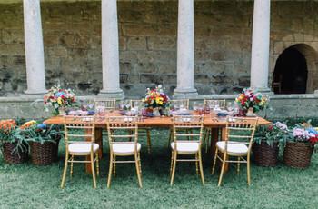 Qual o protocolo para preparar as mesas de casamento?