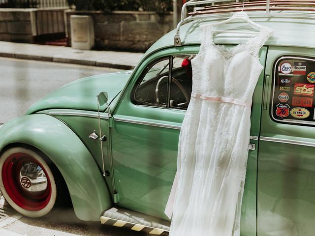 Alterações que podes fazer ao teu vestido de noiva