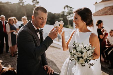 Como decorar o teu candy bar de um casamento rústico chic?