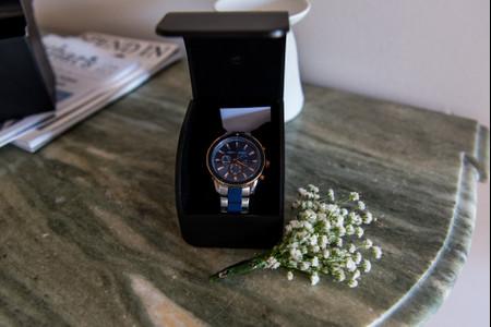 Relógios azuis para o noivo: 30 propostas cheias de estilo!