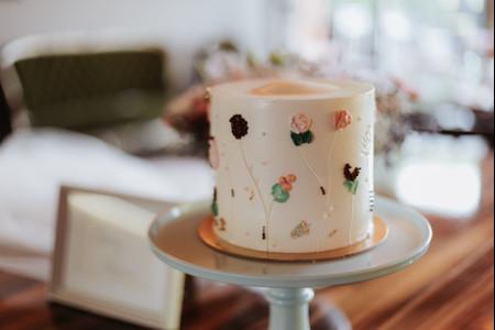 As melhores tendências de bolo de casamento 2022