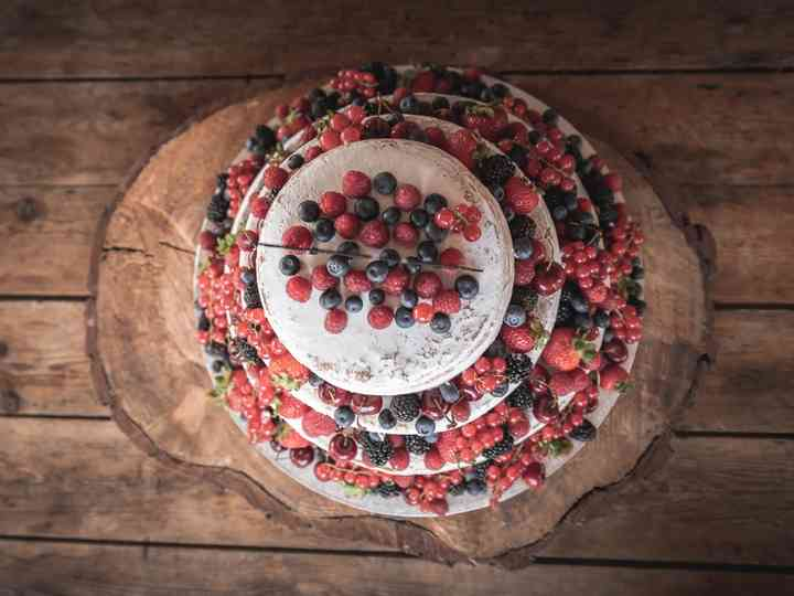 Bolos de casamento com fruta: 6 propostas para surpreender