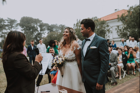 Vantagens de contratar um wedding planner em tempos pandémicos