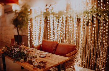 O que não pode faltar na decoração retro do vosso casamento