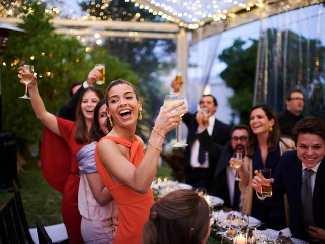 Servir chá no teu casamento: descobre como passar à prática!