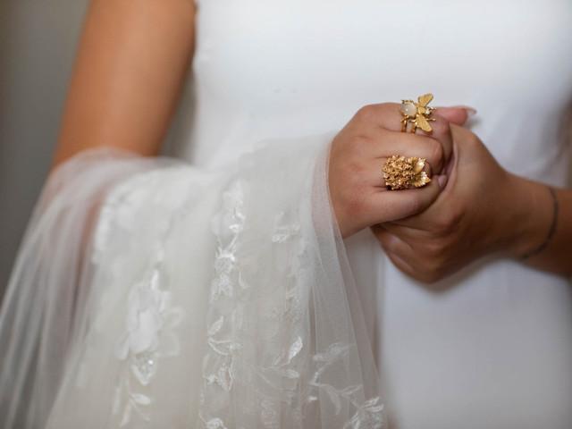 Como escolher as joias de acordo com o vestido de casamento?