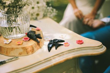 Andorinhas: uma peça imprescindível num casamento português