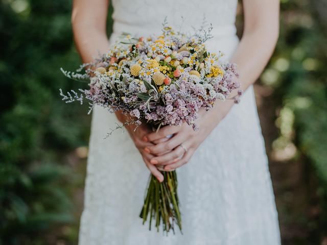 Noivas alérgicas: as flores que devem privilegiar e as que devem evitar