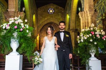 Como decorar os bancos da igreja do vosso casamento?