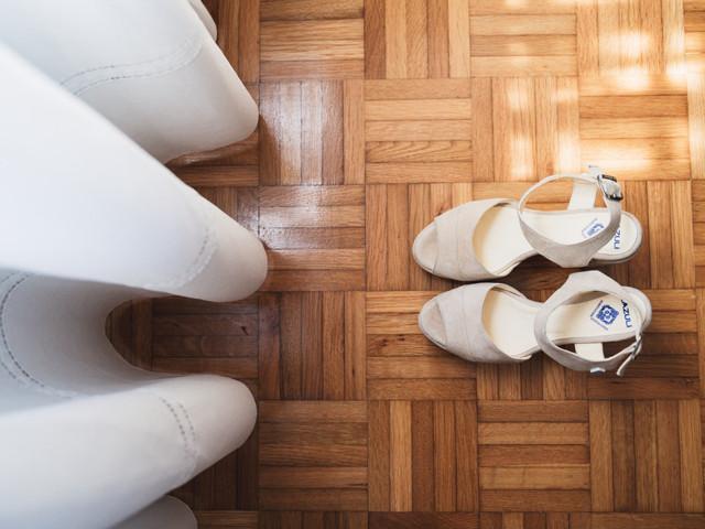"""Sapatos nude para as noivas: que tal apostar num """"novo clássico""""?"""