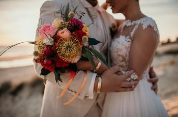 As flores mais indicadas para um casamento no outono