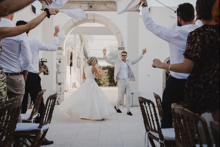 Marido e mulher... e agora também papás!