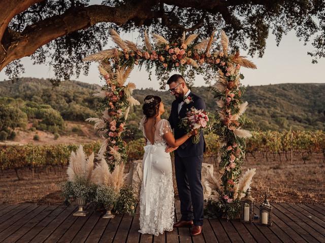 Os elementos decorativos que não podem faltar num casamento boho chic