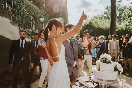Descobre as vantagens de realizar a cerimónia e a festa no mesmo local!