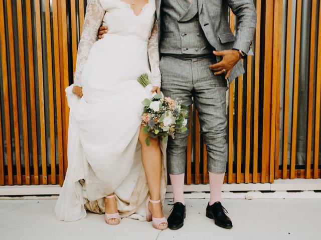 Truques para ter umas pernas bonitas no dia do casamento