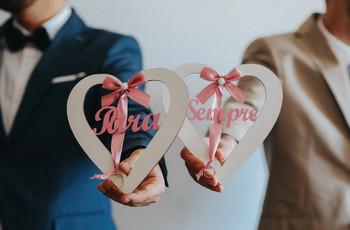 5 ideias para celebrar o primeiro ano de casamento