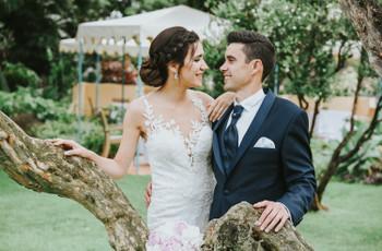 Primeira edição do concurso Best Real Weddings