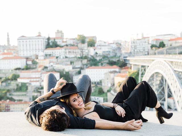 Sessão fotográfica no Porto: os lugares ideais para o vosso pre-wedding