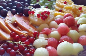 4 razões para investires em frutas no teu casamento