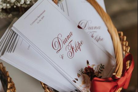 25 ideias para o vosso missal de casamento