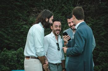 4 detalhes para os os convidados que não puderam assistir ao casamento