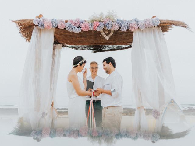 Handsfasting: tudo o que precisam de saber sobre este ritual de casamento
