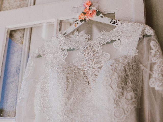 Vestidos de noiva com renda: o modelo perfeito para cada enlace
