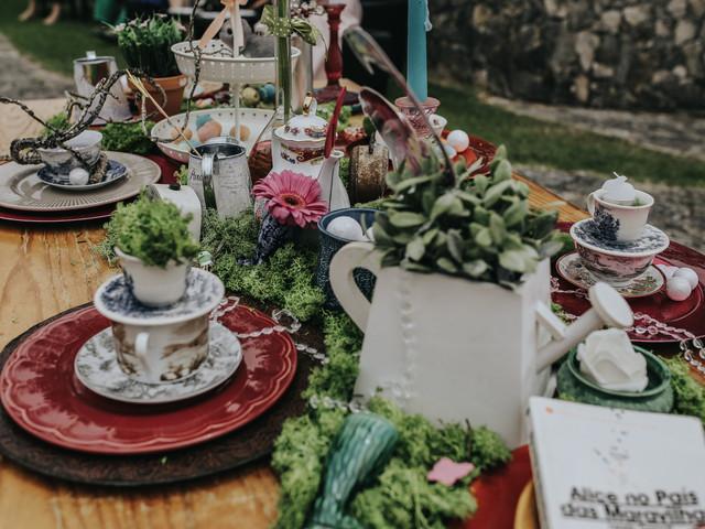 Musgo: o elemento estrela dos casamentos rústicos
