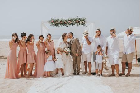 As vantagens de ter um casamento com poucos convidados
