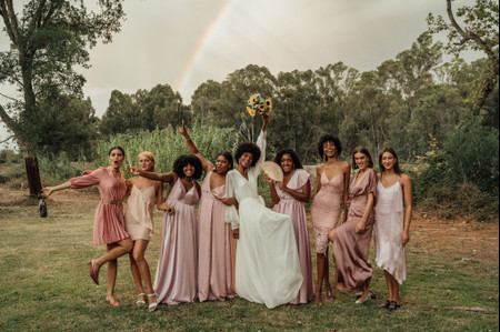 Como escolher as damas de honor? 5 dicas fundamentais!