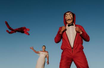 Casa de Papel: canções e coreografias inspiradas na série para o vosso dia C