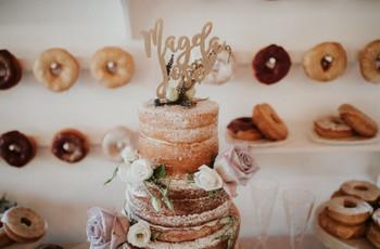 5 bolos de casamento originais para o teu dia