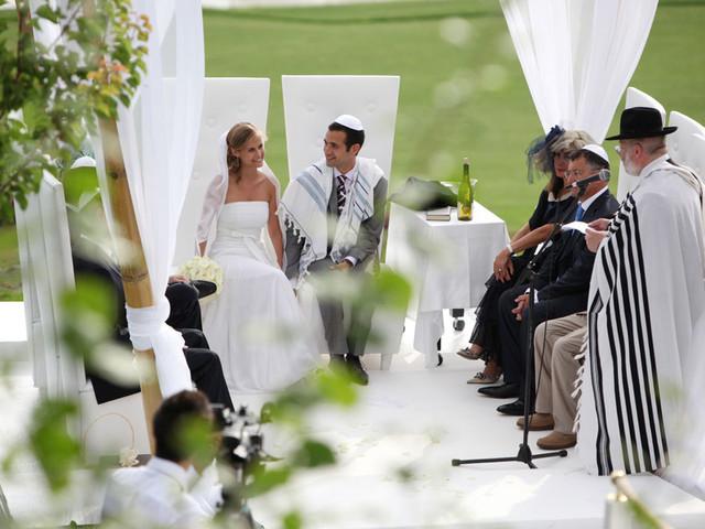 Casamento judaico: tudo o que precisas saber