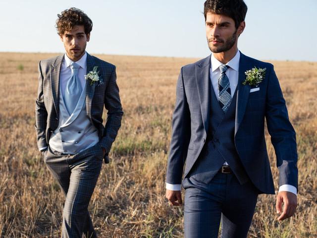 Fatos de noivo: os estilos mais cobiçados para o dia C